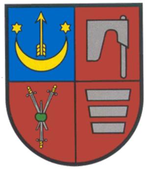 Olesko - Image: Olesko coa 1936