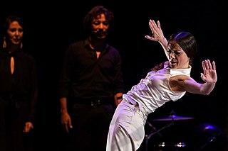 Olga Pericet Spanish flamenco and contemporary dancer