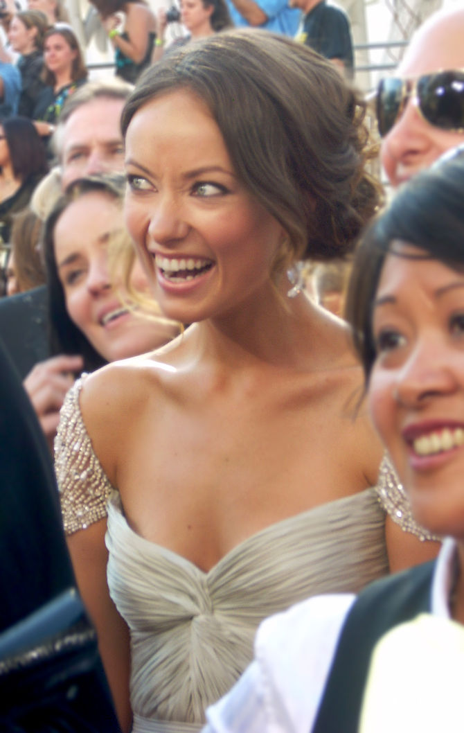 English: Olivia Wilde at 60th Annual Emmy Awar...