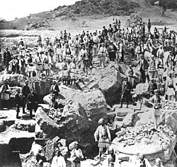 The German Excavation of Olympia, 1875-1881