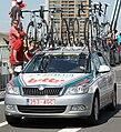 Omega Pharma-Lotto Tour 2010 stage 1 start.jpg