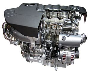GM Medium Diesel engine Motor vehicle engine