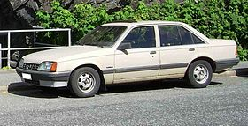 Opel Rekord E2 with Luxus trim package.JPG
