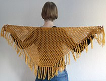 Orange triangle shawl.jpg