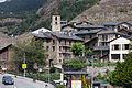 Ordino and bell tower of Saint Corneli and Saint Cebrià. Andorra 223.jpg
