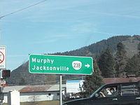 Oregon Route 238 Sign.JPG