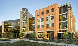Augsburg University - Oren Gateway Center, Augsburg University