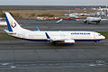 Orenair, VQ-BLW, Boeing 737-85P (16455262352).jpg