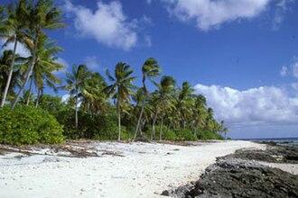 Orona - Image: Orona Landing Beach AKK