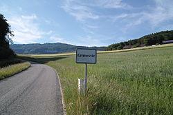 Ortsschild Kammersrohr Mai 2011.jpg