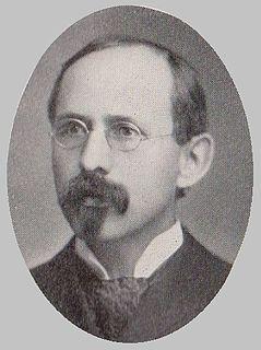 Orville W. Mosher American politician