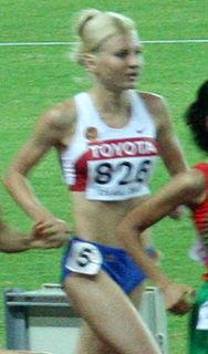 Natalya Panteleyeva Russian middle-distance runner