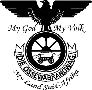 Ossewabrandwag - Image: Ossewa Brandwag Wapen