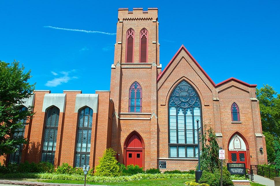 Osterhout Free Library Wilkes Barre PA