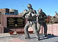 Ottawa Fire Fighters Memorial, Ottawa City Hall.jpg