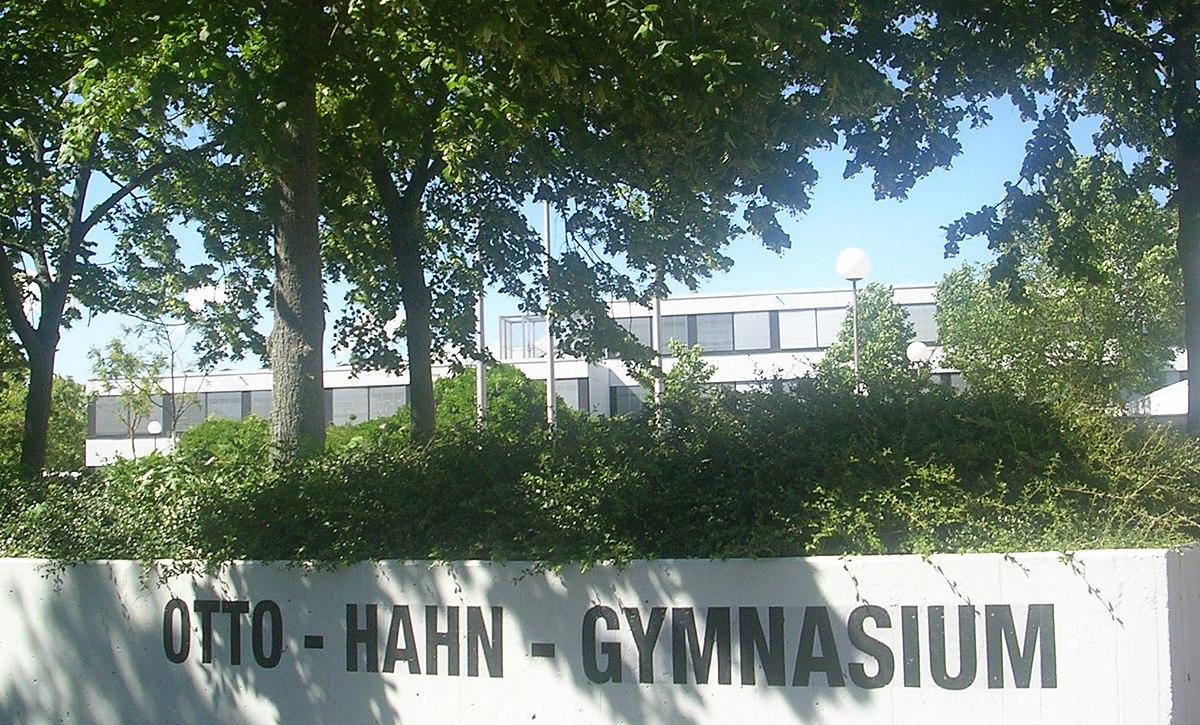 Otto-Hahn-Gymnasium Karlsruhe