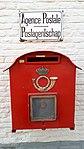 Oude Belgische brievenbus buiten dienst.jpg