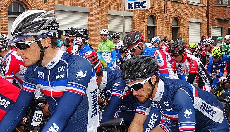 Oudenaarde - Ronde van Vlaanderen Beloften, 11 april 2015 (C15).JPG