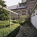 Overzicht van het binnenhofje aan de achterzijde van de achtervleugel - 's-Gravenhage - 20387559 - RCE.jpg