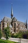 overzicht van voormalige kerk, thans appartementencomplex - utrecht - 20329995 - rce