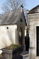Henri Mathieu: Tomb of Baude and Massénat-Déroche