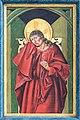 Pöggstall Pfarrkirche Flügelaltar Predella Johannes 01.jpg