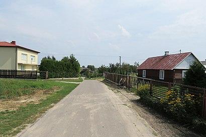Как доехать до Płouszowice на общественном транспорте