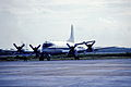 P-3 Orion of the U.S. Customs and Border Protection at Philip S. W. Goldson International Airport (8).jpg