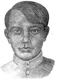 Emilio Jacinto Filipino revolutionary