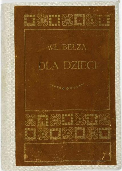 File:PL Bełza Władysław - Dla dzieci.djvu
