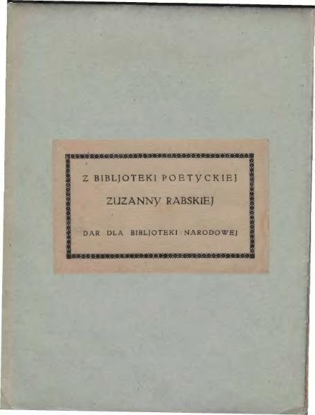 File:PL Józef Czechowicz - Ballada z tamtej strony.djvu