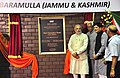 PM Modi inaugurates the Uri-II power station.jpg