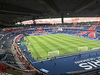 PSG-Nantes Ligue 1 le 03-04-2019.