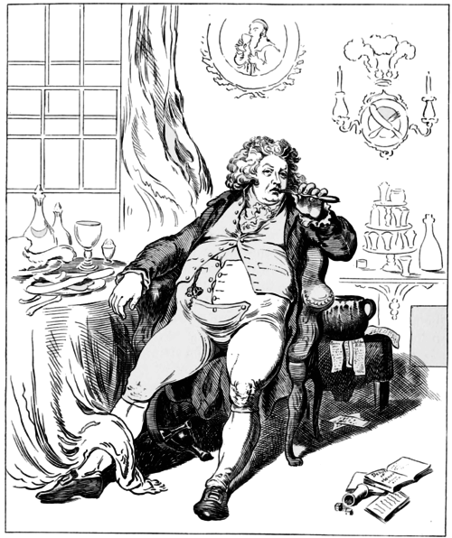 PSM V51 D393 George iv as prince regent.png