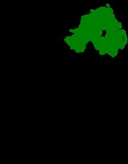 Ulster Special Constabulary organization