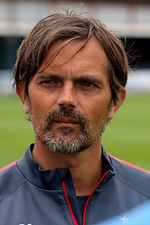 Phillip Cocu Dutch footballer