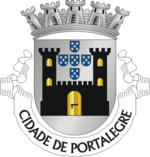 Coat of arms of the district Portalegre district