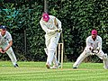 Pacific CC v Chigwell CC at Crouch End, London, England 16.jpg