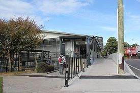 Padstow Railway Station entrance.jpg