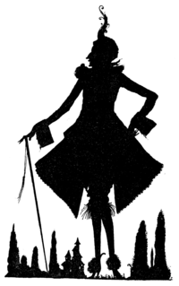 Page 93 illustration from Fairy tales of Charles Perrault (Clarke, 1922)