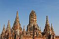 Pagoda of Wat Chaiwatthanaram.JPG