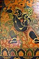 Painting in the chapel housing the burial chorten of the 10th Panchen Lama, Tashilhunpo Monastery, Shigatse, Tibet (2).jpg