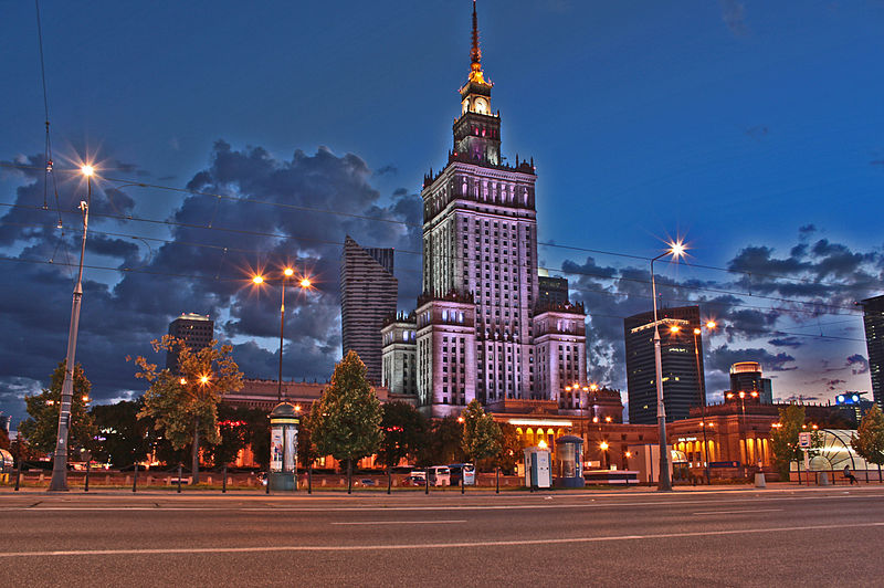 Plik:Palace of Culture and Science nightshot.JPG