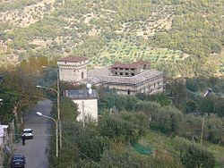 Coppola Palace in the village of Valle