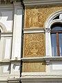 Palazzo della Camera di Commercio, facciata, dettaglio decorazione (Rovigo) 01.jpg