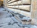 Palazzo gondi, panca di via 02.JPG