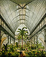 Palm house (Schönbrunn) 1883 PR-picture of 'JG Gridl Steel and bridge constructors', Vienna.jpg