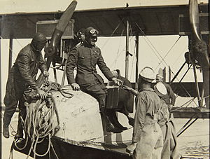 Henry C. Mustin - CAPT Mustin's Return from Panama