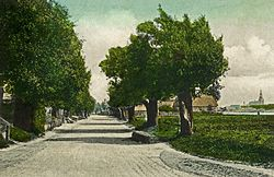 Panemunė between 1900-1906