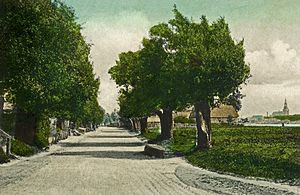 Panemunė - Panemunė between 1900-1906